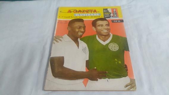 Gazeta Esportiva Ilustrada 192 Set/60 Pelé/vavá/ademir Guia