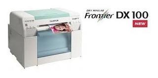 Minilab Frontier Dx100 Fujifilm
