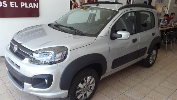 Fiat Uno Way 0km Tasa 0% Anticipo $23.700 Cuotas Retira Ya A
