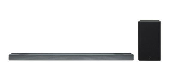 Soundbar Lg Sl9yg Bluetooth /hdmi/ Wi-fi Áudio(hi-res)96 Khz