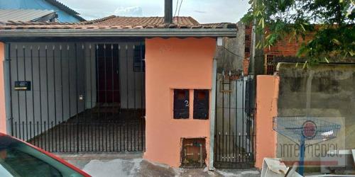 Casa Com 4 Dormitórios, 87 M² - Venda Por R$ 200.000,00 Ou Aluguel Por R$ 800,00/mês - Jardim Santa Cruz - Boituva/sp - Ca2265