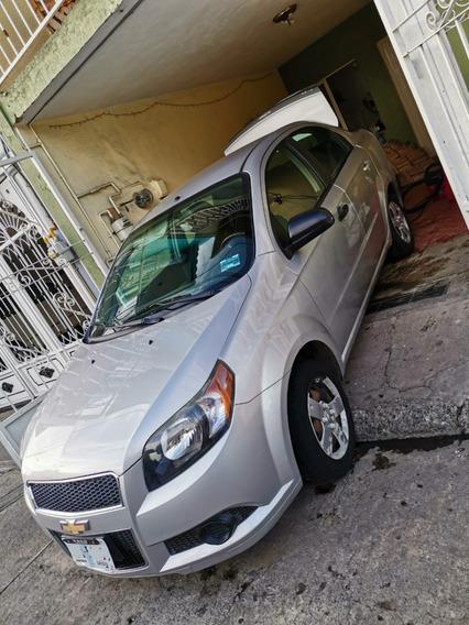 Chevrolet Aveo 2014 Ls 1.6 St