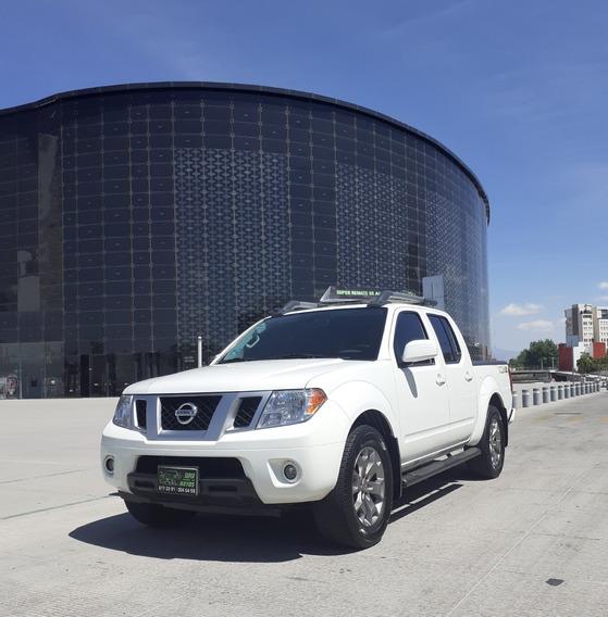 Nissan Frontier Pro 4x Modelo 2016
