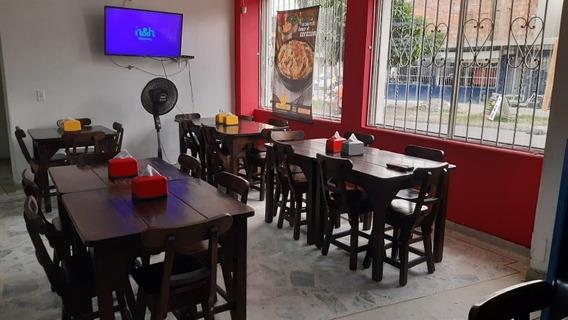 Vendo Montaje Para Restaurante Grande En Muy Buen Estado.
