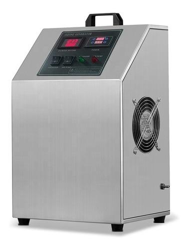 Generador De Ozono Portátil, Desinfección De Aire, Agua Y