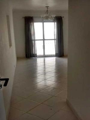 Apartamento Residencial Em São Paulo - Sp, Jaguaré - Ap00736