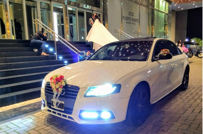 Alquiler Auto - 15 Años - Casamientos - Audi A4 - Rosario