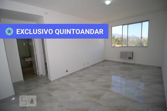 Apartamento No 7º Andar Com 1 Dormitório E 1 Garagem - Id: 892946727 - 246727