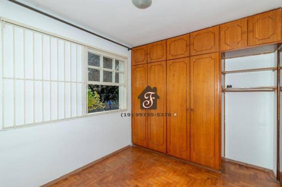 Apartamento Com 2 Dormitórios À Venda, 50 M² Por R$ 180.000,00 - Fundação Da Casa Popular - Campinas/sp - Ap1410