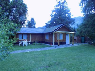 Cabaña De 3 Ambientes Para 5 Personas,totalmente Equipada...