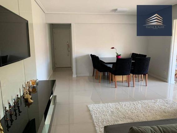 Apartamento No Condomínio Carpe Diem, 116m², 3 Suítes, 2 Vagas, Bosque Maia. - Ap0891