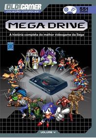 Dossiê Old Gamer - Coleção Consoles - Vol.4 - Mega Drive