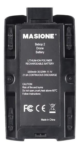 Bateria Para Drone Parrot Bebop 2 - 3100mah