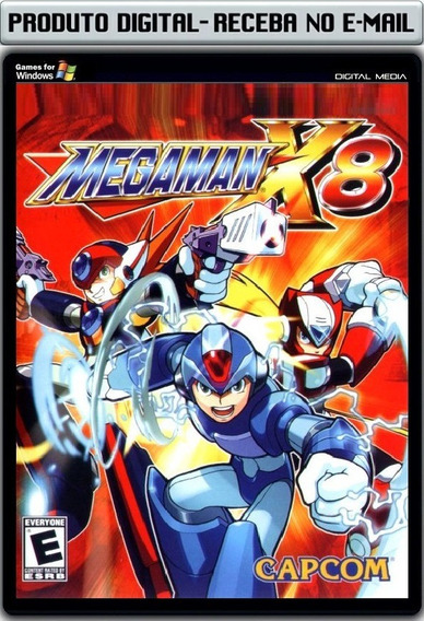 Megaman X8 - Pc - Envio Digital