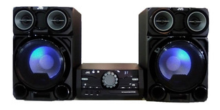 Jvc Mx-e426b Minicomponente Bluetooth Cd-r/rw Mp3 Usb Am/fm