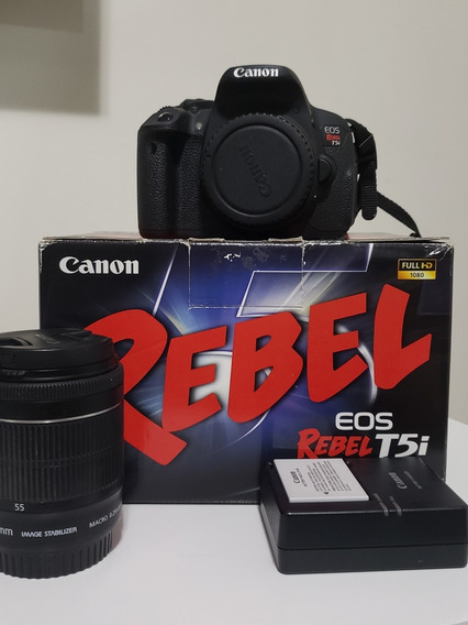 Canon T5i Rebel
