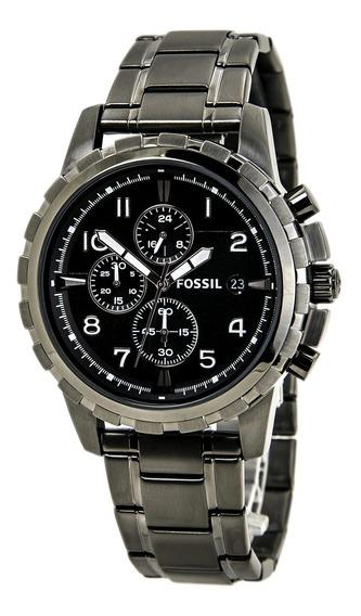 Reloj Original Caballero Marca Fossil Modelo Fs4721