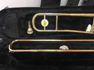 Vincent Bach 1880SG Bach 1880 Posaune Slide Creme