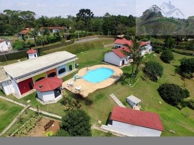 Venda Chácara Santa Isabel Brasil - Ch0388