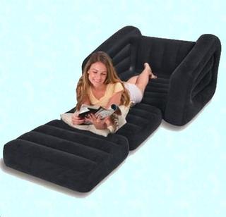 Sofa Cama Individual Inflable