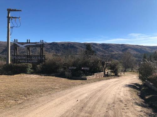 Imagen 1 de 7 de Vendo Terreno En Peñon Del Aguila