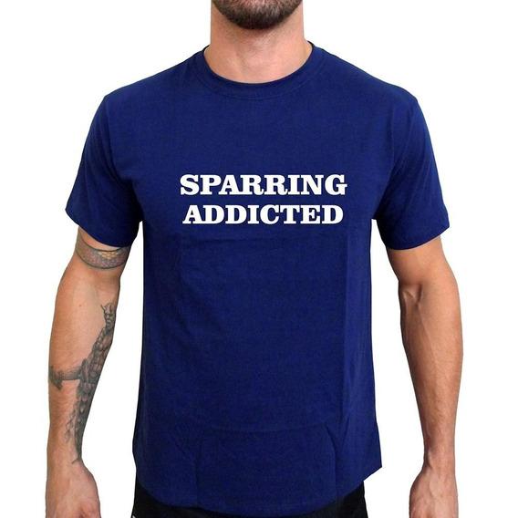 Camiseta Mma Shop Viciados Em Sparring