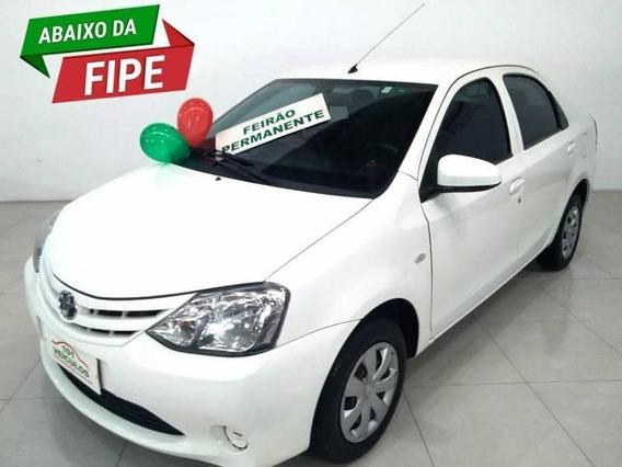Etios 4p Sedan X 1.5 (flex) 1.5 16v