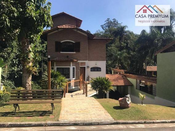 Casa À Venda, 267 M² Por R$ 820.000,00 - Vila Verde - Itapevi/sp - Ca0258