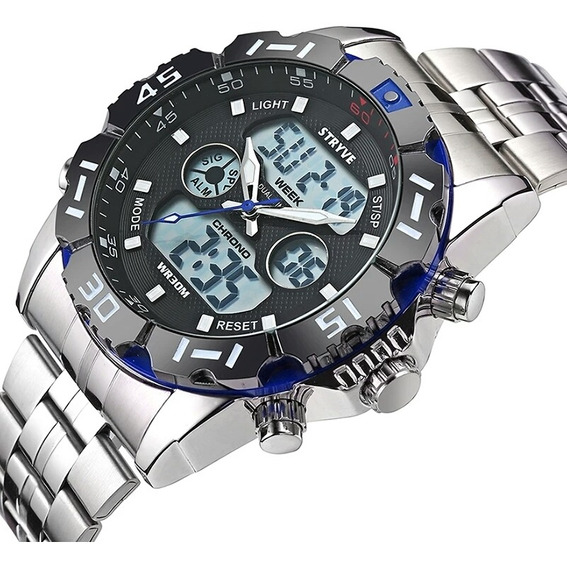 Relógio Masculino - Stryve - A Prova D
