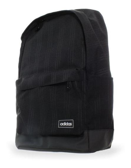 Mochila adidas Classic 3-stripes - Ed0308 - Negro - Unisex