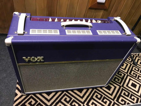 Vox Ac30c2 Purple Limited Edition