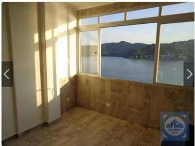Kitnet Com 1 Dormitório Para Alugar, 25 M² Por R$ 1.600/mês - Itararé - São Vicente/sp - Kn0494