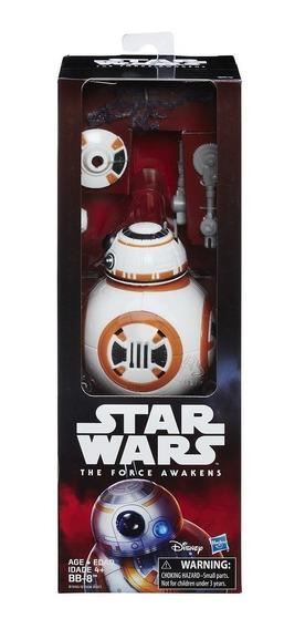 Boneco Titan Hero Star Wars Bb8 Hasbro