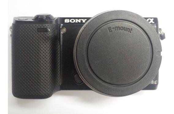 Câmera Mirrorless Sony Nex 5r - Somente O Corpo