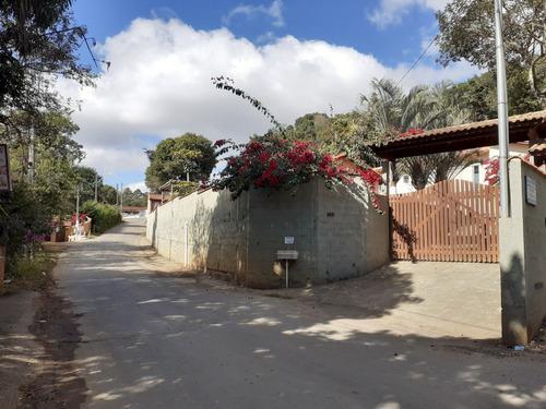 Oportunidade Linda Chácara Com Duas Casa Independerte Em Um