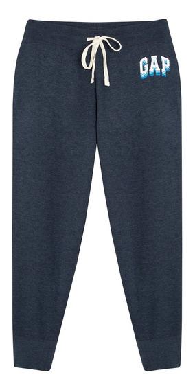 Ropa Deportiva Mujer Pants Cintura Elástica Cordón Logo Gap