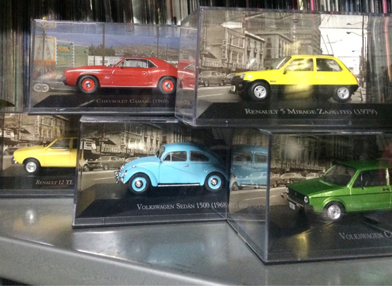 Colección Grandes Autos Paquete De 90 Clásicos