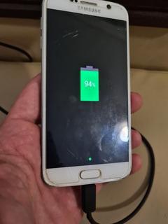 Samsung Galaxy S6 Flat, Leia Descrição!