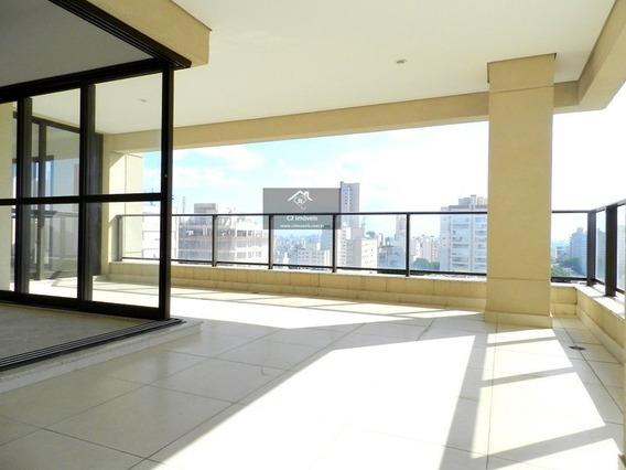 Apartamento A Venda No Bairro Sumaré Em São Paulo - Sp. - Bs561mondrian-1