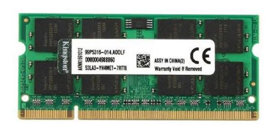 Memória Ddr2 2gb 800mhz iMac 20 24 Early 2008