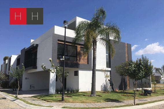 Casa En Venta Parque Chihuahua, Lomas De Angelopolis Lll