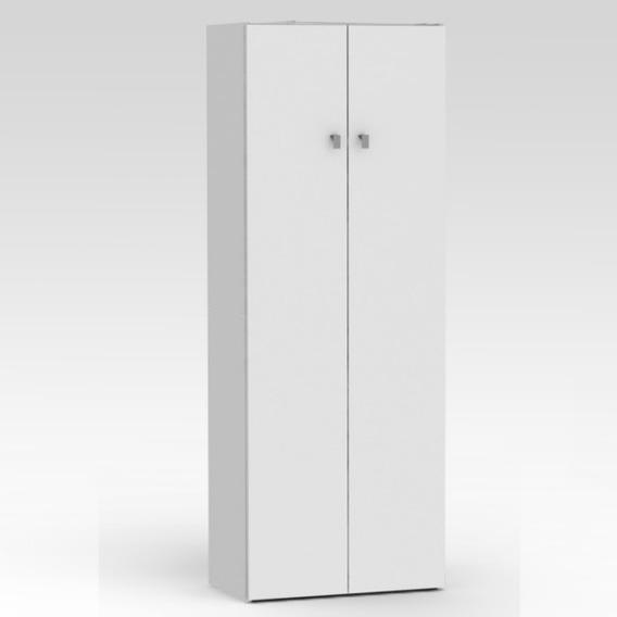 Escobero Despensero Organizador Dielfe E052 Blanco 78-80