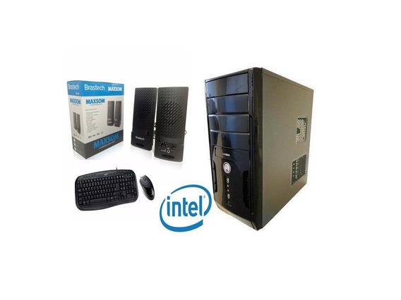 Cpu Nova Intel Core 2 Duo 4gb Hd250 -#promoção Frete Grátis