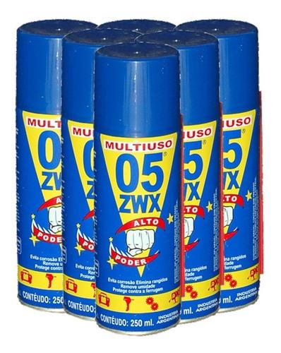 Combo Aceite Multiuso 05zwx X24 Unidades 240cc - Envío Grati