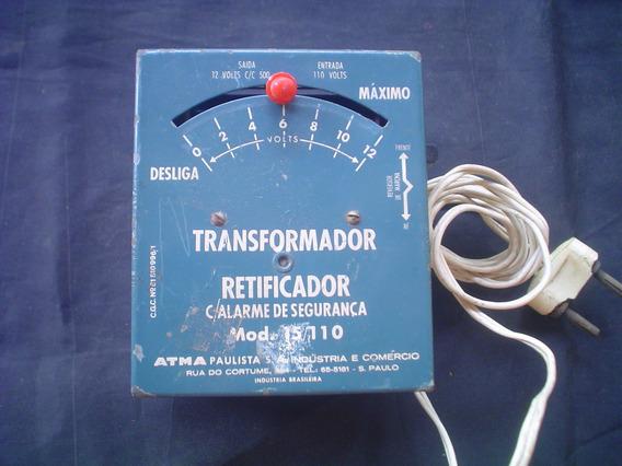 2 Transformadores Atma Autorama Anos 60-confira Anúncio Todo