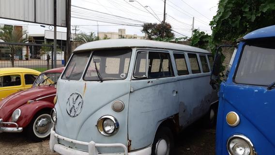 Vw Bus Kombi 73 Tenho Diversas De 61 A 75 Combi T1 Corujinha