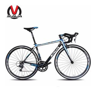 Bicicleta De Carbono 700c Sava Shimano Claris 20 Marchas 29