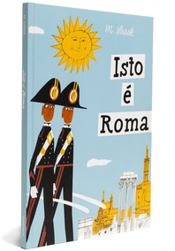 Isto É Roma Livro Miroslav Sasek Frete 14