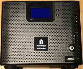 Storcenter Iomega - Ix4-200 - 4tb - Storage Nas