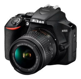 Camara Digital Nikon D3500 18-55mm Vr Cuotas S/interes